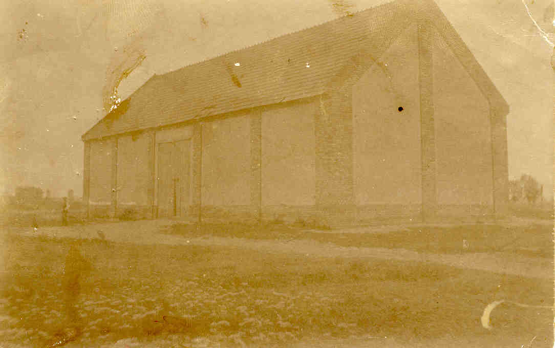 Sušiareň tabaku na mieste súčasného kostola v roku 192